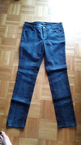 Atelier Gardeur Jeans stretch bleu foncé coton