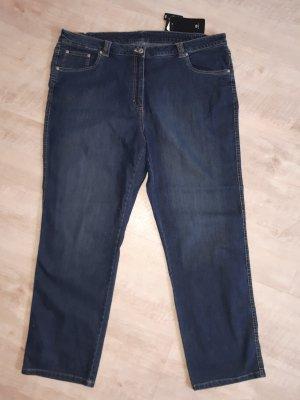 C&A Jeansy ze stretchu niebieski-ciemnoniebieski