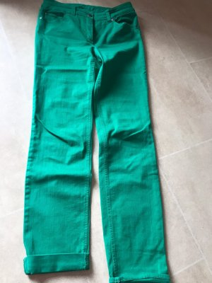 Gerry Weber Stretch Trousers neon green