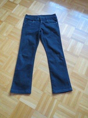 Jeanshose, schwarz, Gr.36/S
