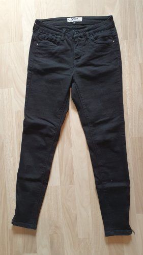 Jeanshose schwarz Only
