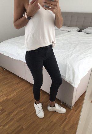 Zara Pantalone a sigaretta nero