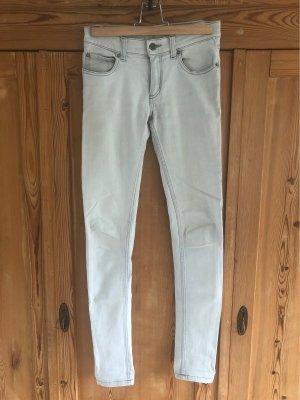 Cheap Monday Skinny Jeans light grey-grey