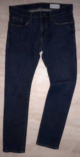 edc by Esprit Jeans slim bleu-bleu foncé