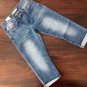 Jeanshose super für heiße Tage!