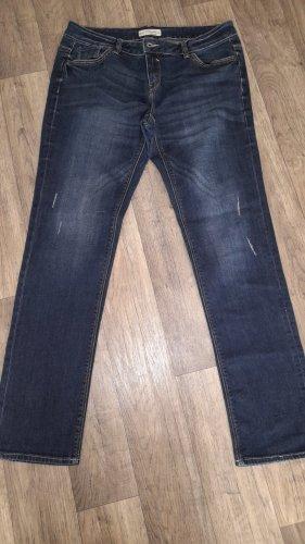 C&A Basics Tube Jeans blue-steel blue