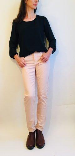 Lecomte Stretch broek lichtroze-rosé