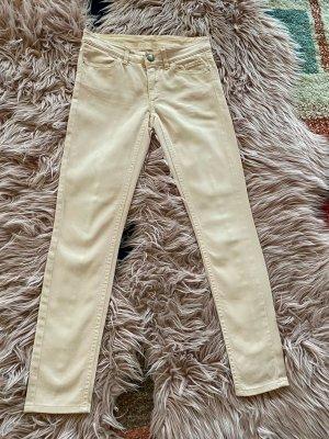 Marc Cain Jeans skinny crema Cotone