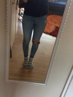 Jeanshose von Zara Größe 34