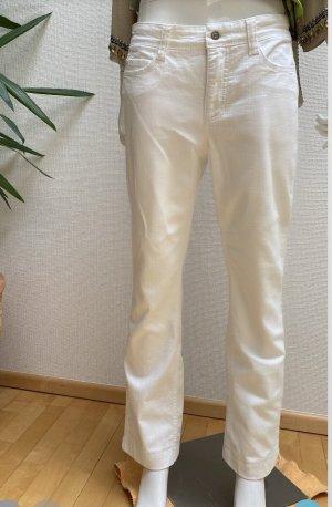 Jeanshose weiß