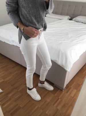 Jeanshose weiß 40(38)