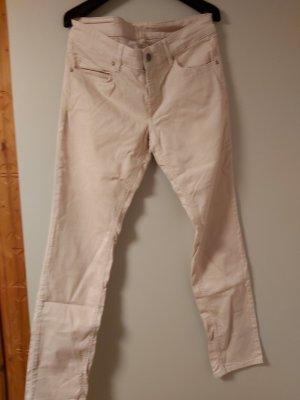 Escada Sport Spodnie z pięcioma kieszeniami jasny różowy