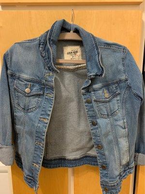 Aldi Veste en jean bleu foncé