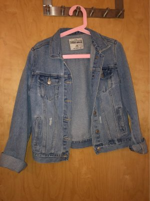 Tally Weijl Denim Jacket azure