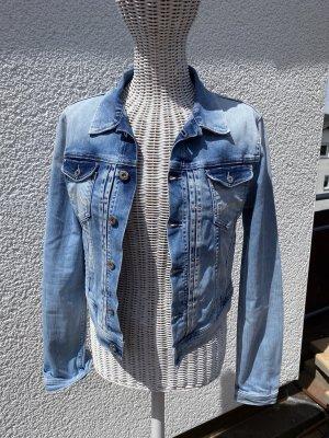 Pepe Jeans Veste en jean bleu