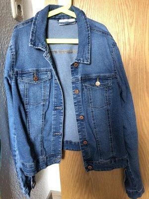 Vero Moda Veste en jean gris ardoise
