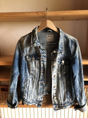 & DENIM Giacca denim multicolore