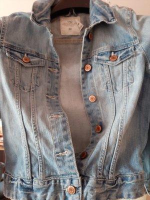 Alexander Wang for H&M Denim Jacket azure