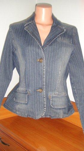 ATT Jeans Veste en jean multicolore coton
