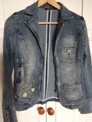 Karma Denim Jacket blue