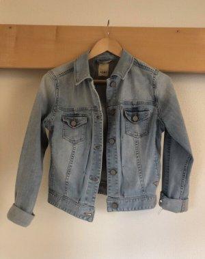 Ichi Jeansowa kurtka błękitny