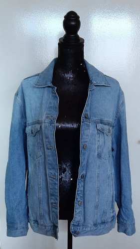 H&M Denim Jacket blue