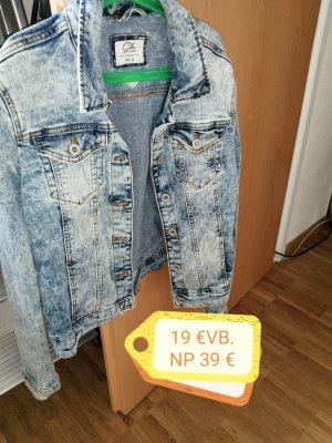 C&A Clockhouse Veste en jean bleu