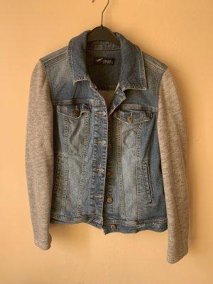 Arizona Denim Jacket slate-gray-grey mixture fibre