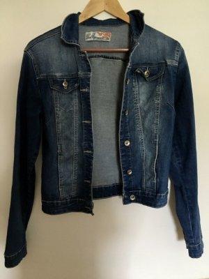 Jeansjacke aus Italien