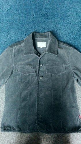 Jeansjacke aus Samt Jackpot