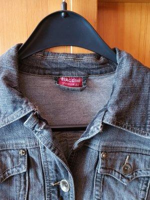 Biaggini Denim Jacket dark grey