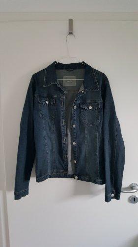 Jeansjacke, blau, von StreetOne, leicht tailliert, Größe 40