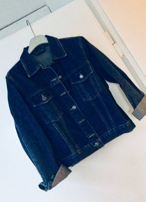 adessa Veste en jean bleu foncé