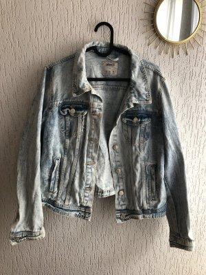 Denim Co. Veste en jean bleu azur
