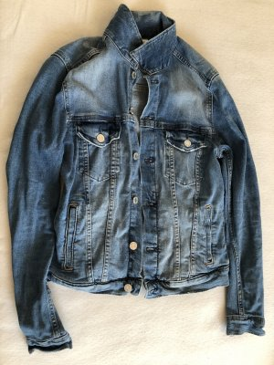 & DENIM Giacca denim blu