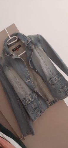 @ngy Six Veste en jean multicolore