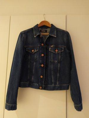 Diesel Denim Jacket dark blue