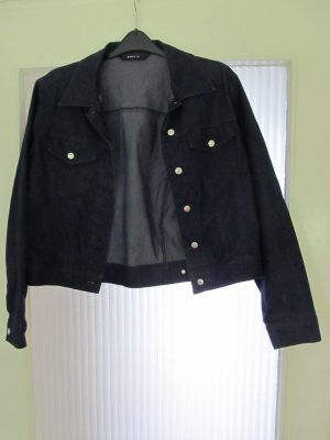 Änny N Denim Jacket blue mixture fibre
