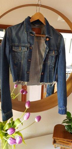 Gant Veste en jean multicolore