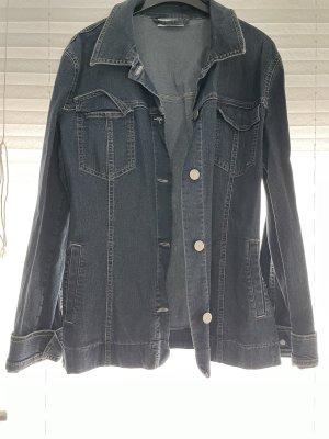 Chaloc Denim Jacket slate-gray-blue
