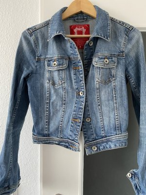 edc Denim Jacket blue
