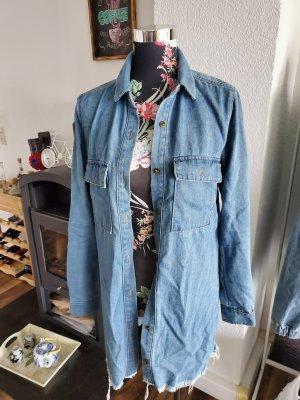 Forever 21 Veste en jean bleuet