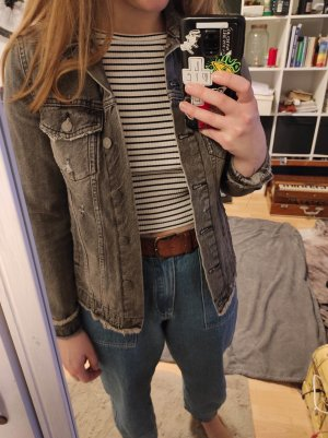 Jeansjacke grau - Esprit