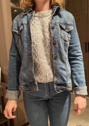 Jeansjacke Größe 36
