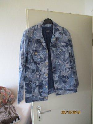 Basler Veste en jean bleu