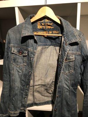 Jeansjacke Größe L