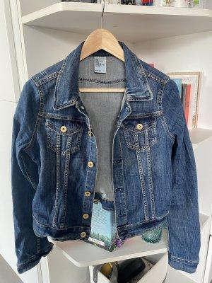 Jeansjacke H&M Gr. 38 blau