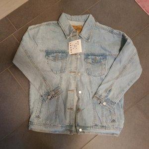 jeansjacke hellblau gr.xs/s