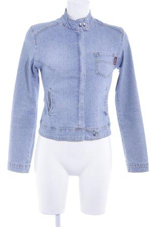 Jeansjacke himmelblau Casual-Look