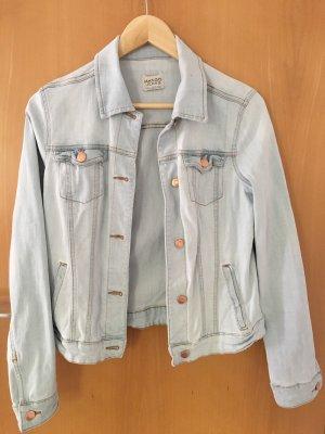 Jeansjacke Mango blau Damen M 38 Jacke Jeans